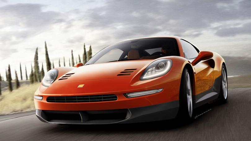 Ferrari Dino: brevettato il motore quattro cilindri turbo