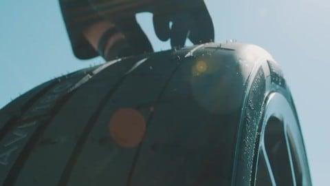 Lamborghini Aventador SVJ:  il primo video ufficiale al Nürburgring