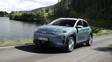 Hyundai Kona EV, il Suv si fa elettrico: la prova