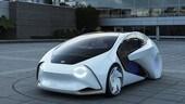 Toyota alle Olimpiadi, medaglia d'oro in mobilità del futuro