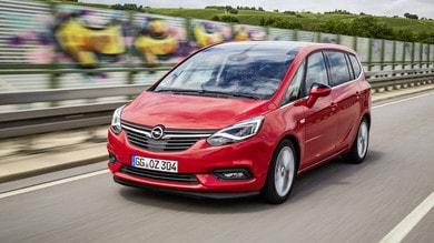 Opel: un benzina all'antiparticolato