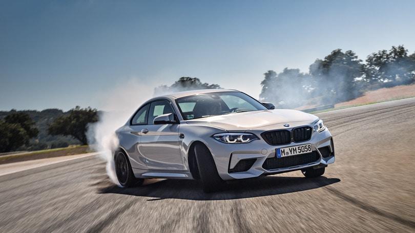 BMW M2 Competition. La piccola si è fatta grande