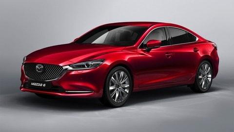 Nuova Mazda6 : foto