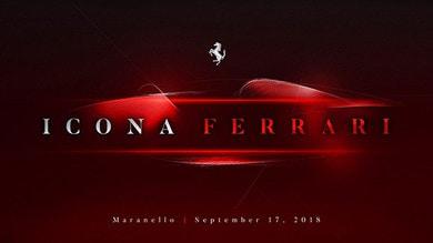 Barchetta Rossa, sarà una nuova Icona Ferrari?