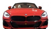 Nuova BMW Z4, sfuggono le prime immagini