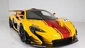 McLaren: P1 GTR in vendita e opzioni speciali per 720s