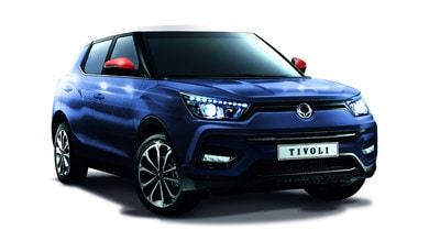 Ssangyong K Collection, arriva la Tivoli Seoul edition