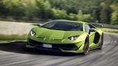 Lamborghini Aventador SVJ mette le ALA