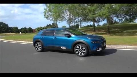 Citroën C4 Cactus Pure Tech: la prova