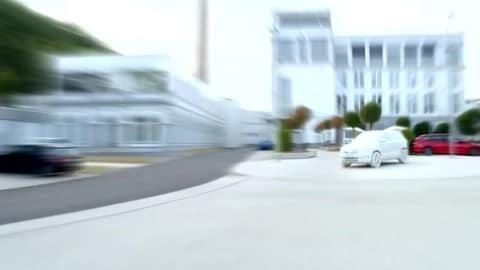 Skoda Vision RS: il video