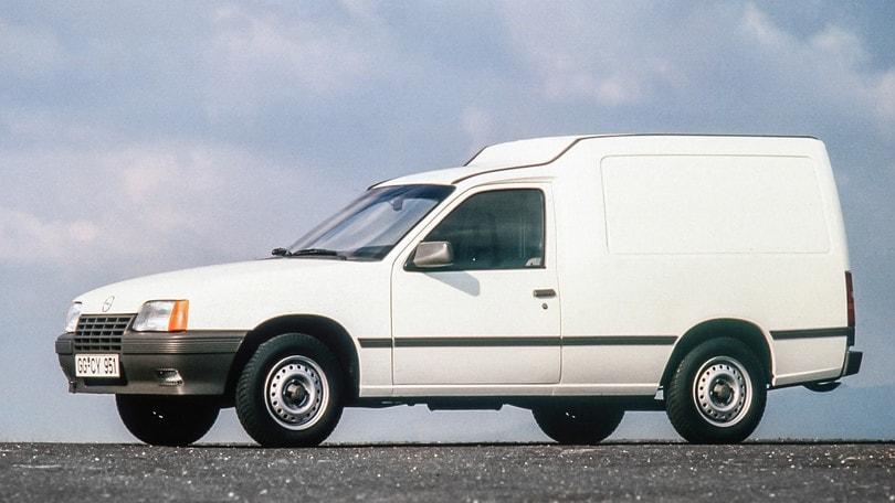 Opel nel segno di Combo