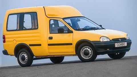 La Storia di Opel Combo