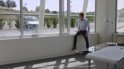 Mercedes GLE 2018: il video