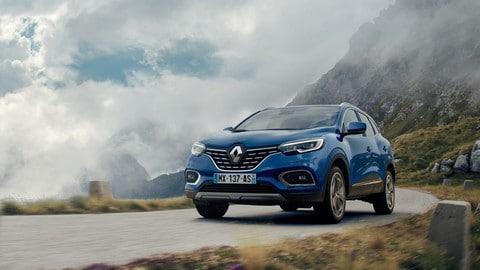 Renault Kadjar 2018 restyling: foto