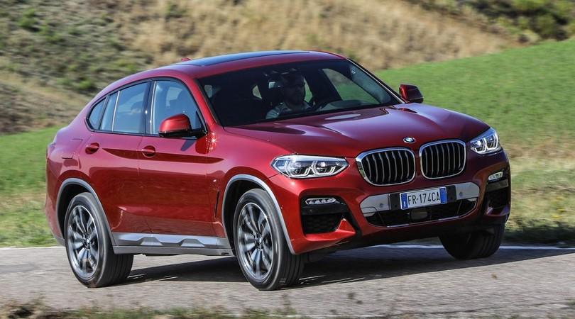 BMW X4, la granturismo a ruote alte: prova