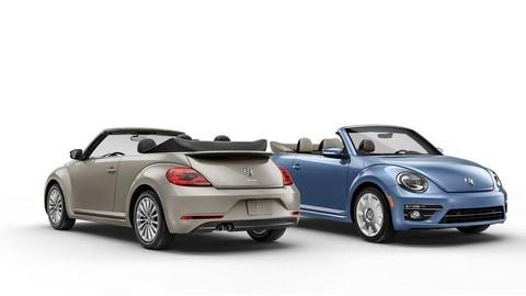 Volkswagen Beetle Final Edition: foto