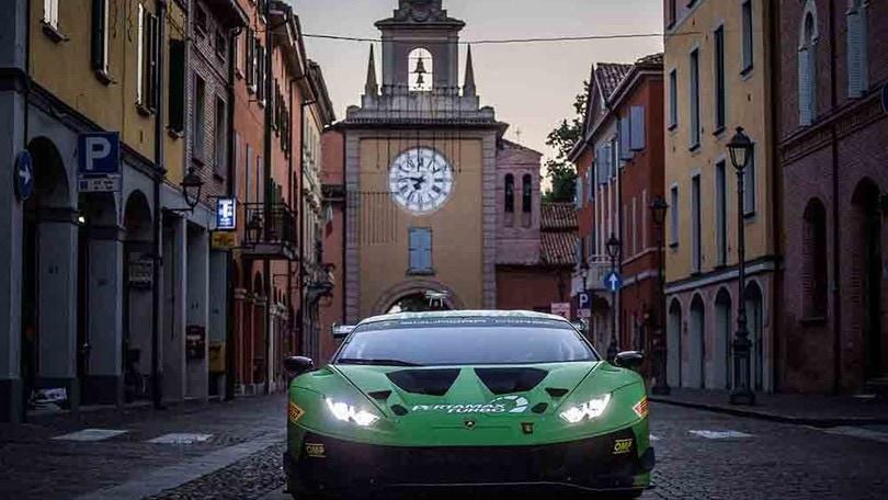 Nata per correre, ecco Lamborghini Huracan GT3 Evo
