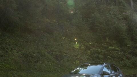 Hyundai Kona EV: foto