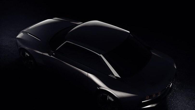 Peugeot, emozione coupé ricordando 504