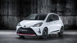 Toyota Yaris GR Sport: foto