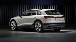 Audi e-tron, le foto