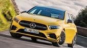 Mercedes-AMG A 35 4Matic, gustosto antipasto da 306 cv