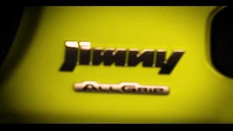 Nuova Suzuki Jimmy: video