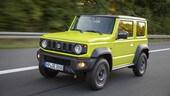 Suzuki Jimny, innovare nella tradizione: prova