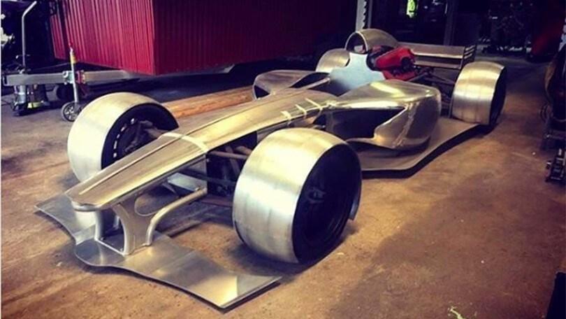 Sono pazzi questi australiani: ecco una Ferrari F1 road legal