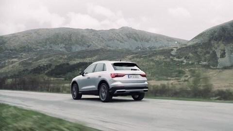 Audi Q3: video
