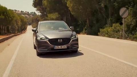 Nuova Mazda 6: video