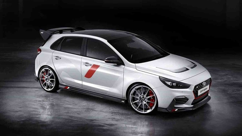 Hyundai i30 N Option, pronta a essere una sportiva unica