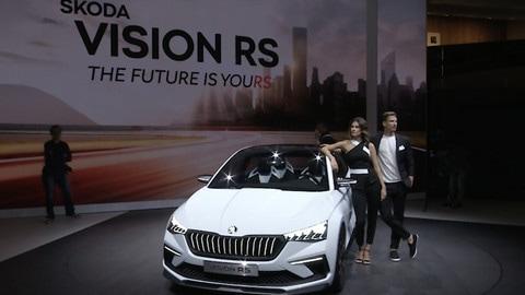 Mondial dell'auto di Parigi, Skoda Vision RS