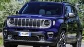 Jeep Renegade PHEV a Melfi