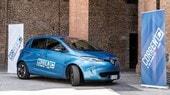 Renault Zoe per il car sharing elettrico