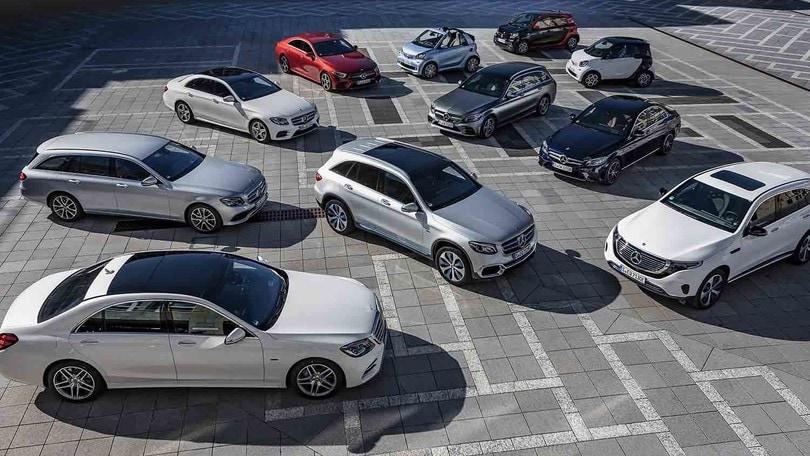 Mercedes EQ, il futuro è adesso: prova su strada