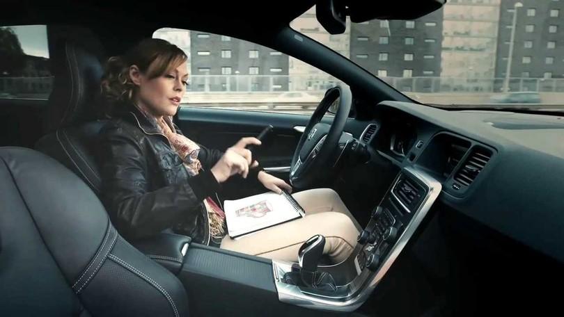 Guida autonoma totale, Volvo sceglie Nvidia