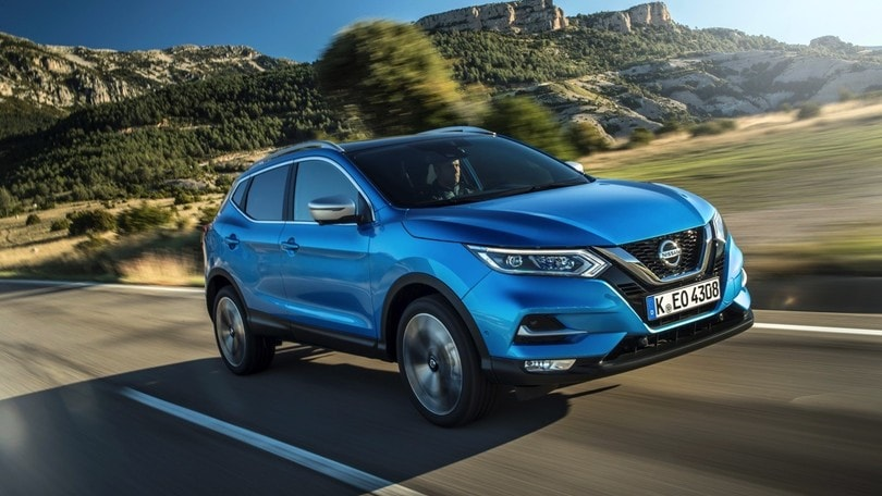 Nissan Qashqai 1.3, il bello del benzina: la prova
