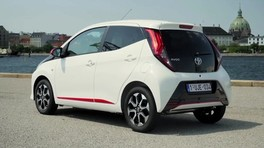 Nuova Toyota Aygo: video