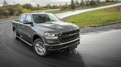 Dodge Ram 1500, il Bisonte Gentile: la prova