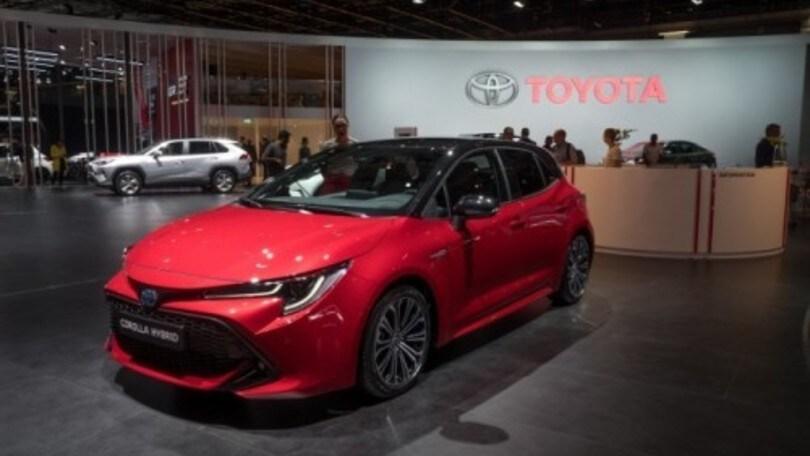 Toyota e il full Hybrid Electric