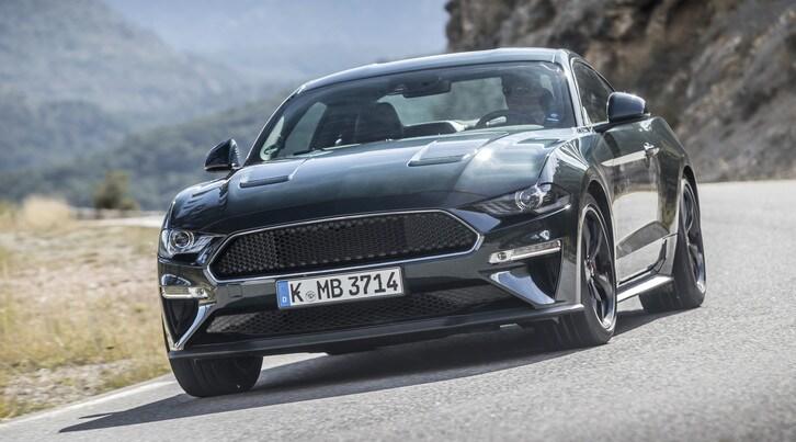 Ford Mustang Bullitt, un mito in formato Fastback: prova