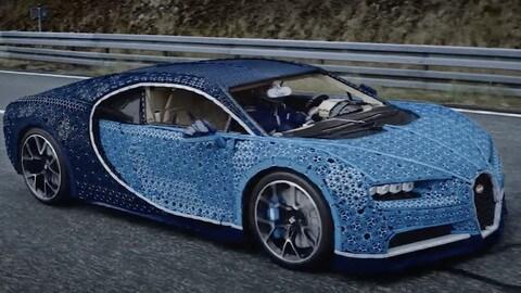 Parigi 2018 - La Bugatti Lego