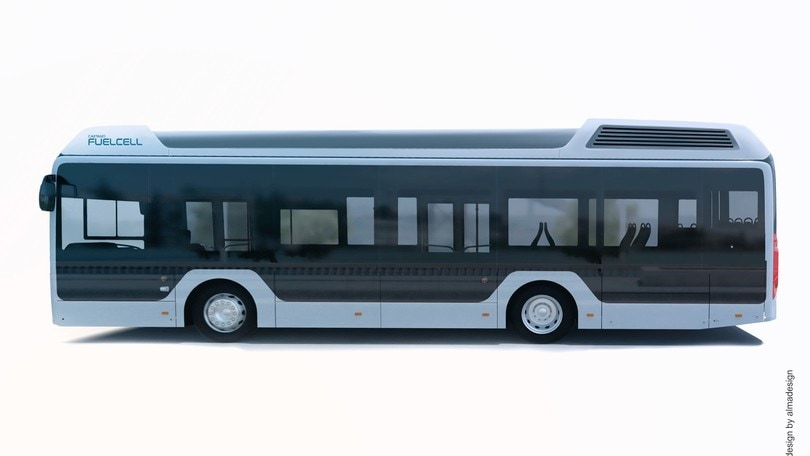 Toyota: tecnologia e idrogeno per il bus del futuro