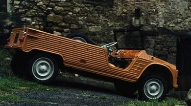 Citroën Méhari ha 50 anni