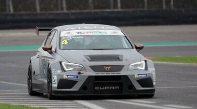 Seat Supra TCR, il test
