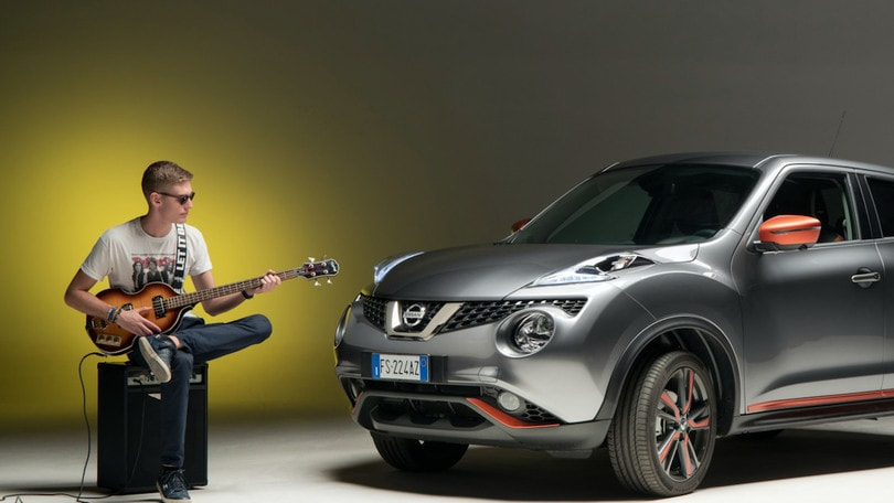 Nissan Juke Bose Edition: la prova