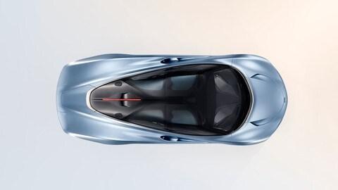 McLaren Speedtail: le FOTO