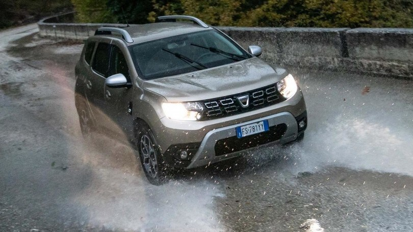 Dacia Duster Gpl, autonomia senza fine