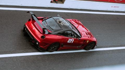 La festa Ferrari a Monza: le foto più belle
